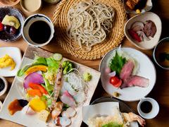 三田のマルセ牛ステーキも味わえる大満足のコースメニュー
