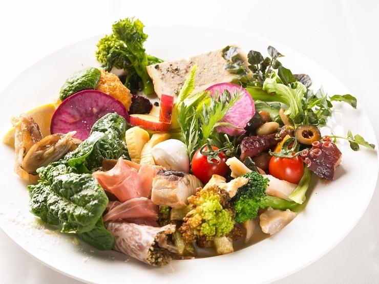 トラットリア はしまや(倉敷 イタリアン)のおすすめ料理 ...