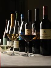 ワインはイタリア産から日本ワインまで