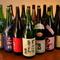 全国各地からお取り寄せ。巡りゆく季節を楽しむ日本酒
