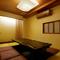料亭のような落ち着いた和の個室で、大切な方をおもてなし