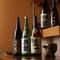 全国各地から選りすぐられた日本酒が充実のラインナップ