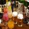 京の地酒や「プレモル」の豪華飲み放題
