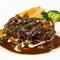 A4ランク以上の「松阪牛」のミンチ100%!【松坂牛のハンバーグ】は自慢の一品