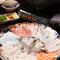 刺身で食べられる新鮮な魚介を使った『海鮮しゃぶしゃぶ』