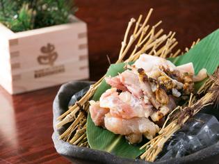 鹿児島の郷土料理で南九州では馴染みのある『薩摩地鶏たたき』