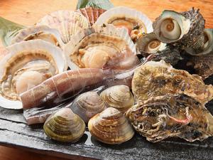 プリッとしていて、旨味が濃厚な『蒸牡蠣』