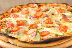 焼きたてだから美味しい『本日のピザ』
