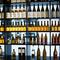 山形県の名酒から全国の日本酒まで、50種類ほどのお酒を用意