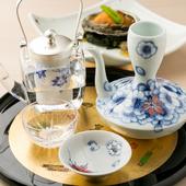 日本酒は新潟の蔵元から、焼酎は九州より直送したこだわりの銘柄