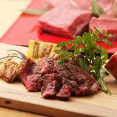 鉄板焼きは素材が第一!季節ごとの旬にこだわった食材選び