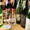 オーナーのこだわりが光る岡崎の地酒をラインナップ