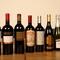 料理により一層の深みを与えてくれる、多種多様なワイン