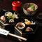 素材のもつ味わいや食感をそのままに生かした『京懐石弁当 雨月』