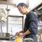 熟練の料理人による多彩な料理が堪能できる