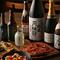 厳選日本酒・焼酎と共にイタリア料理を堪能