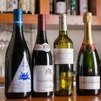 串揚げとワインのペアリングをご提案