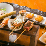 料理はお客様のお好みや、お腹の具合と相談してお作りします