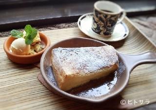 cafe'空kuu− (カフェクウ)の料理・店内の画像2