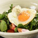宮崎の太陽をイメージ、お酒にぴったりの『ひなはるサラダ』