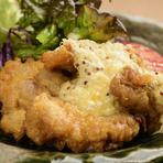 子供から大人まで楽しめる、宮崎の家庭の味『チキン南蛮』