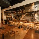 アットホームな雰囲気の中で宮崎料理を堪能!