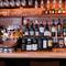 グラスワインだけでも13種類。日替わりワインもあります