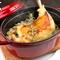 水郷鶏コンフィときのこの炊き込みご飯トリュフ風味