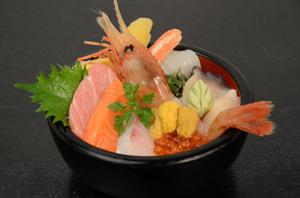 小樽握り ~ウニとイクラが2貫ずつ食べられる欲張りなお寿司~