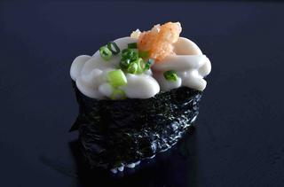 【冬】地元の人間も待ち遠しい、濃厚な味わい。真鱈の白子