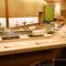 じっくりと寿司を味わい、自分の時間を楽しむ上質な空間