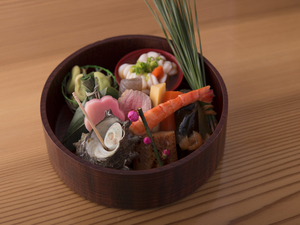 お店の味がわかる、人気のひと品『前菜』