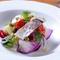 大分県産にこだわった新鮮な魚介類と旬の野菜