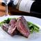 その肉が一番美味しい焼き方にこだわり提供する肉料理