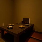 和モダンな落ち着いた雰囲気と極上の郷土料理でおもてなし