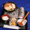 選べて楽しい『1人鍋セット(ごはん・小鉢・漬物付)』