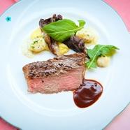 【全7品】南仏魚介料理と特選上州甲を使用したスペシャルコース
