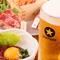 キンキンに冷えた生ビールを限界価格で提供
