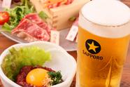 限界価格にて提供中『サッポロ生ビール 黒ラベル(樽生)』