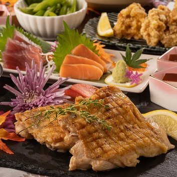 1日3組限定◆2h飲放×料理8品[紅葉コース]4000円→3000円