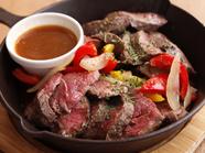 肉好きにはたまらない、至高の組み合わせ『ランプとハラミのスーパーコンビ』