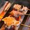 高知県土佐備長炭でじっくり焼いた極上の『焼鳥』