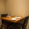 記念日のディナーに理想的な、大人の隠れ家空間
