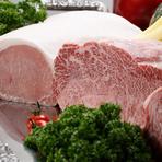 地元の誇る、島根県産の最高級の黒毛和牛