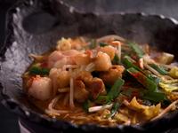 40年間受け継がれた味噌と醤油ベースの味が自慢の『ホルモン鍋』