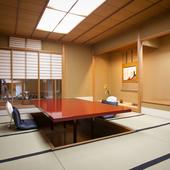 贅沢に4部屋のみ。ゆったりと寛げる個室です