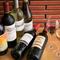 日本酒・焼酎・ワインなど全国より取り寄せています!