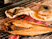 地場海鮮と炉端焼き 漁火