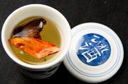 3段階の焙煎でふく本来のもつ香りが、最大限まで引き出されています。北九州市の「食の認定ブランド」を受賞した自慢の一杯です。