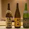 岡山だけに特化せず、美味しいと思った日本酒をセレクト